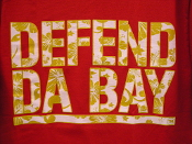 Defend Da Bay 49ers T-Shirt