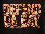 Defend Da Bay SF Giants T-Shirt