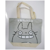 Totoro Canvas Shopping Bag 12 x 19