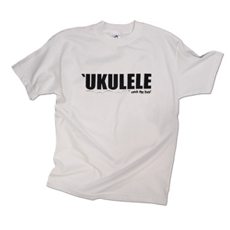 Ukulele Catch The Bug T-Shirt