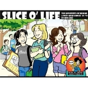 Slice of Life and  The University of Diverse City