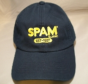 Cap- Spam Navy