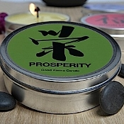 Candle-Prosperity (Bamboo & Lemongrass)