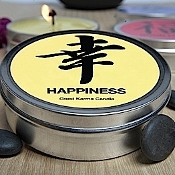Candle-Happiness (Mojito)