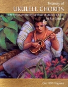Treasury of Ukulele Chords by Roy Sakuma