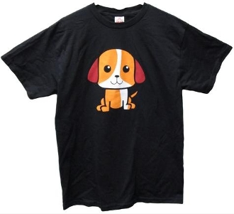Dog T-shirt (Multi)