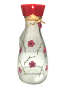 Shoyu Bottle: Sakura (Pink)