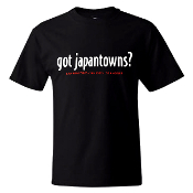 """Got Japantowns?"" Mens T-shirt"