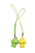 Cell Phone Charm - Frog Bell #2