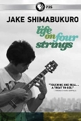 Jake Shimabukuro: Life on Four Strings DVD