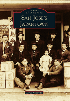 Book Cover San Jose's Japantown
