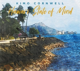 A diverse mix of jazz and world-ethnic fusion by artist Kimo Cornwell
