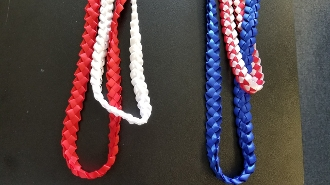 Double Strand Leis - various colors