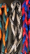 Ribbon Leis - Triple Twist - Various Colors