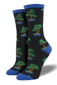 Bonsai Tree Socks